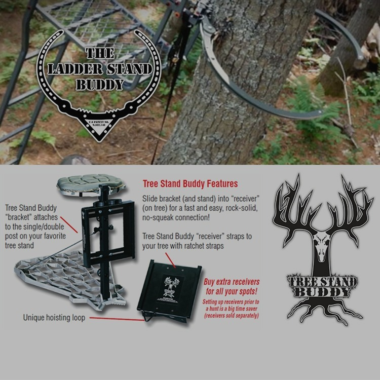 LADDER/TREE STAND BUDDY